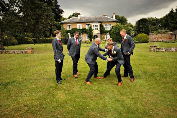 Lynsted Park, Wedding Venue, Outdoor Ceremonies, Ushers