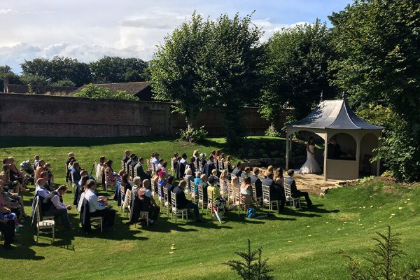 Lynsted Park, Wedding Venue, Outdoor Ceremonies, Gorgeous Gazebo